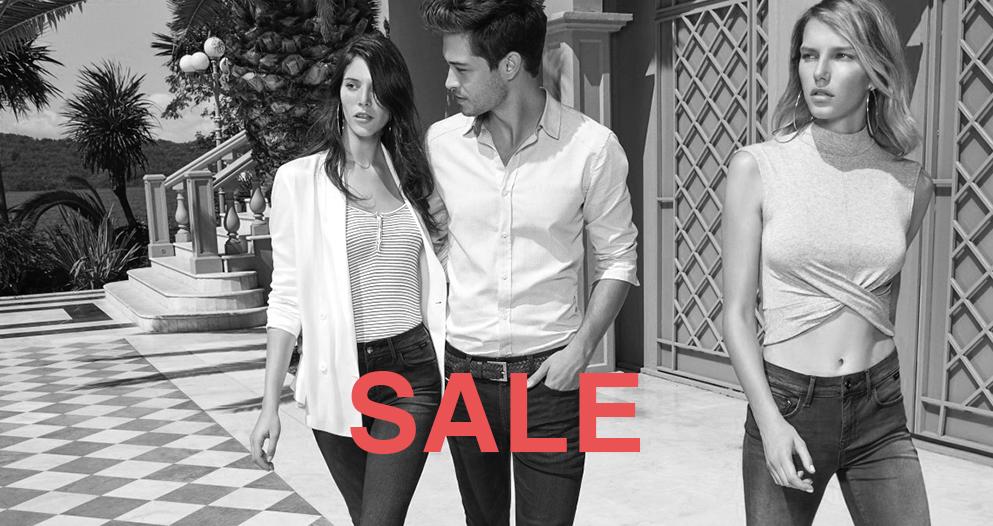 30 Prozent Mid Season Sale bei Mavi