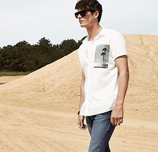 Neue Styles im Sommer für Herren von Mavi