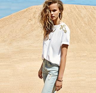 Sommer Key Looks für Damen von Mavi