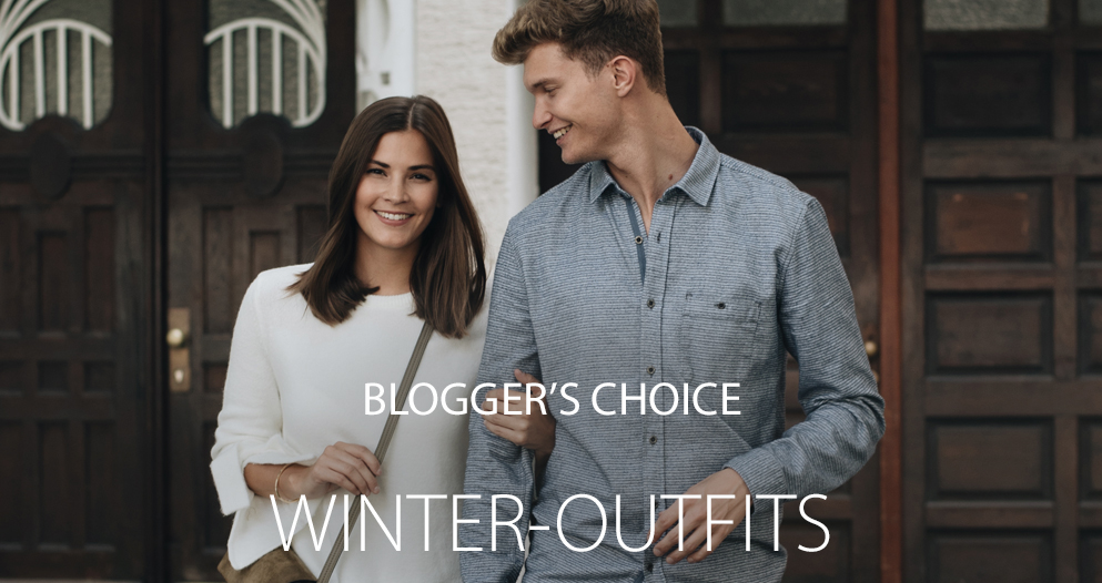 Fashiioncarpet und Patkahlo zeigen ihre Top 3 Winter Outfits
