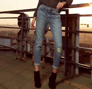 Loose Fit Jeans bei Mavi