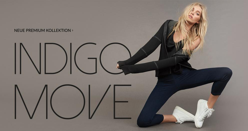 Neue Premium Kollektion Indigo Move von Mavi
