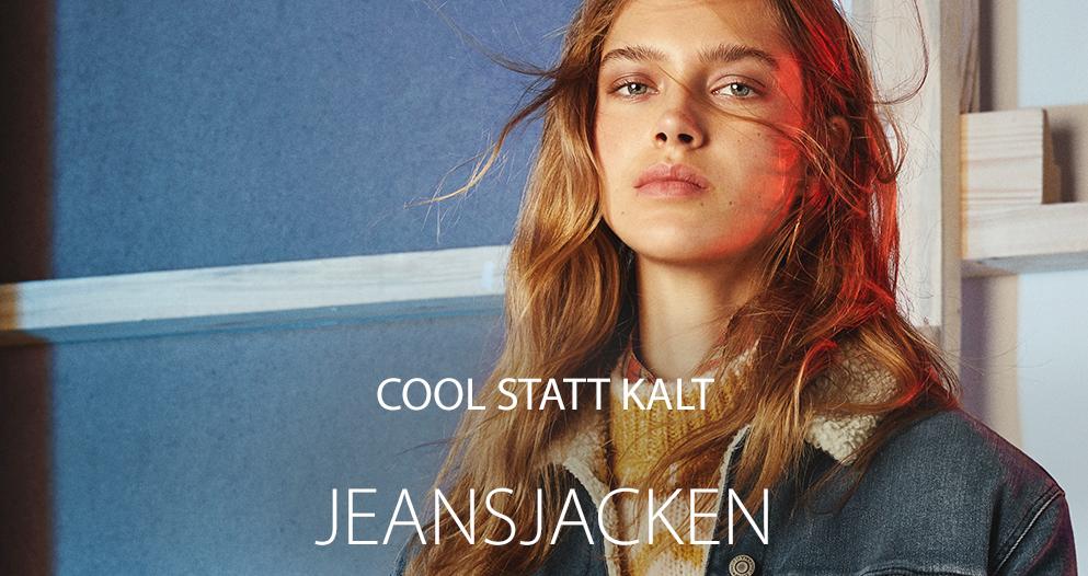 Jeansjacken Liebe bei mavi