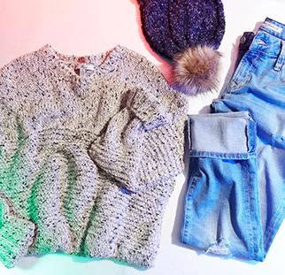 Jacken, Pullover, Schals und Mützen. Alle Winterstyles für Sie bei mavi