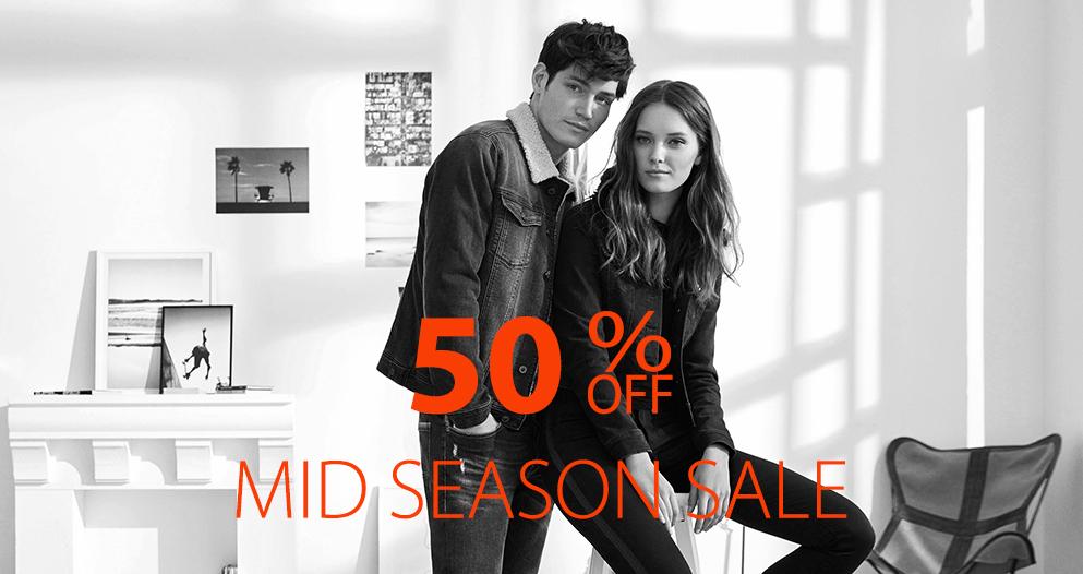 Mavi Mid Season Sale 50 Prozent