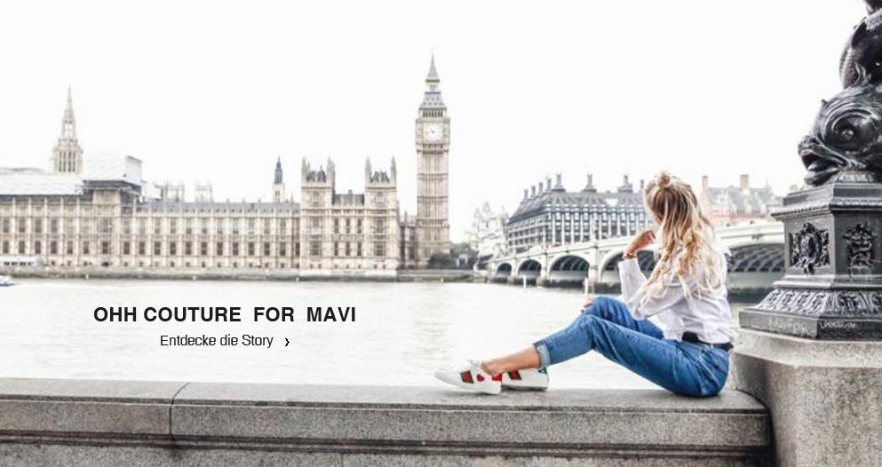 Ohh Couture für Mavi