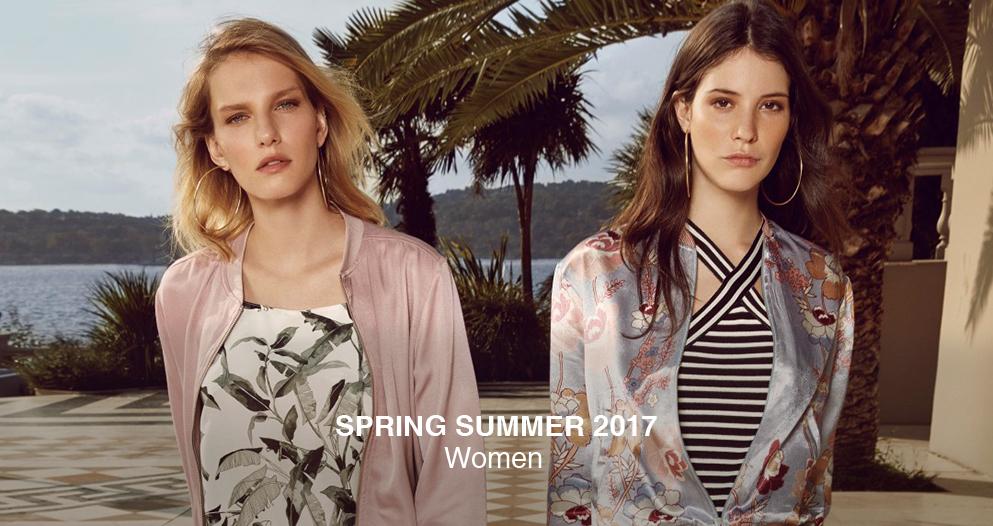 Neue Frühjahr und Sommer Kollektion für Damen