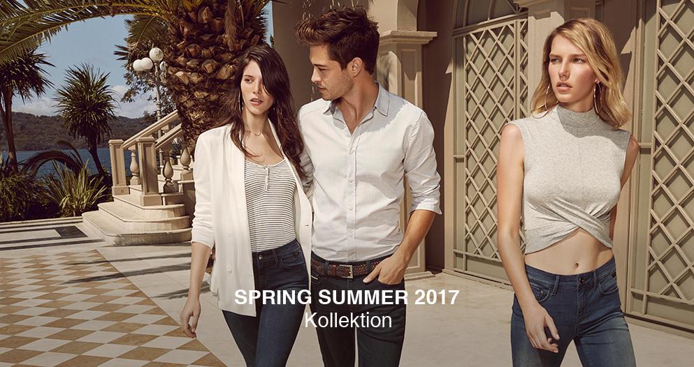 Neue Frühjahr und Sommer Kollektion 2017 von mavi