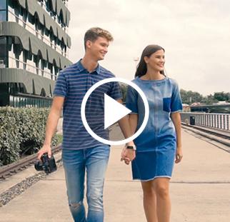 Mavi Video zum Shooting mit Fashiioncarpet und Patkahlo
