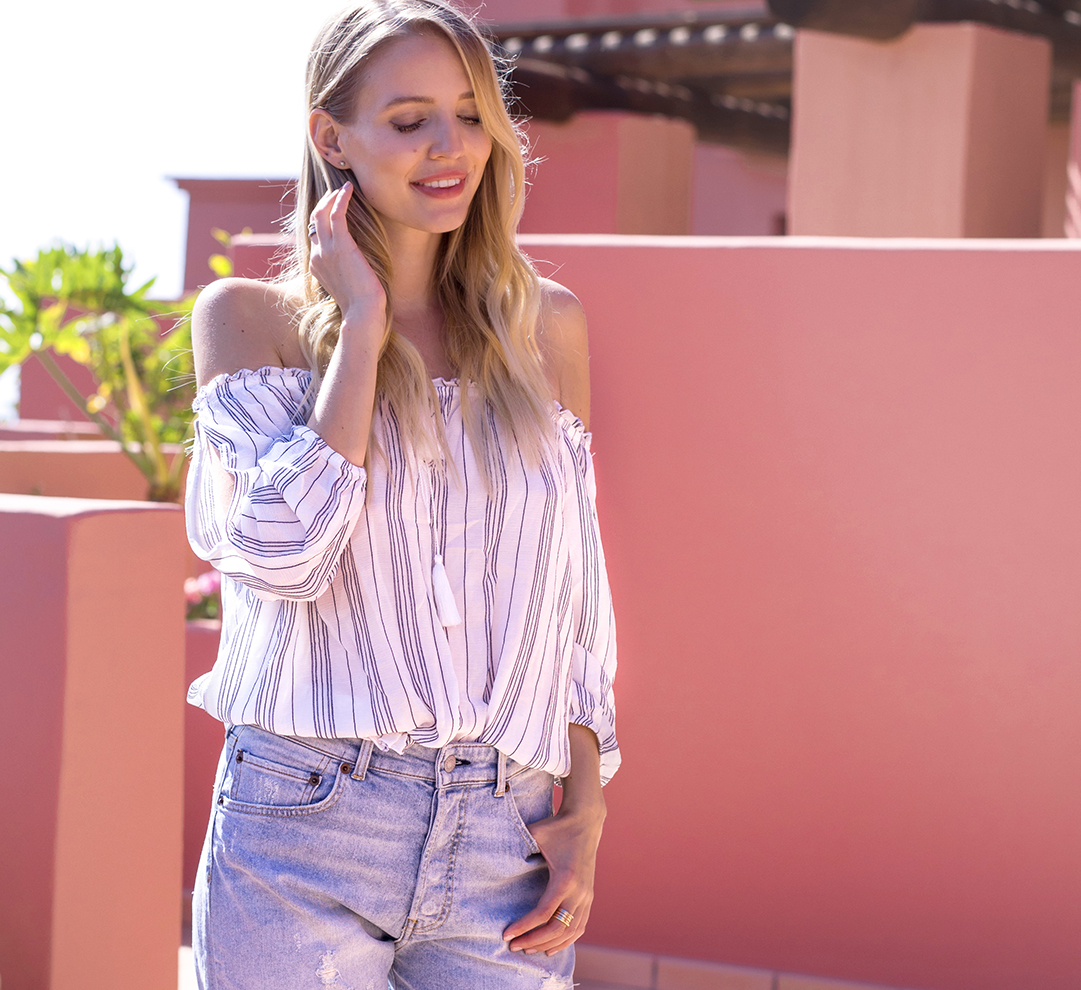 Mavi Jeans Leonie entwickelt mit Ohh Couture