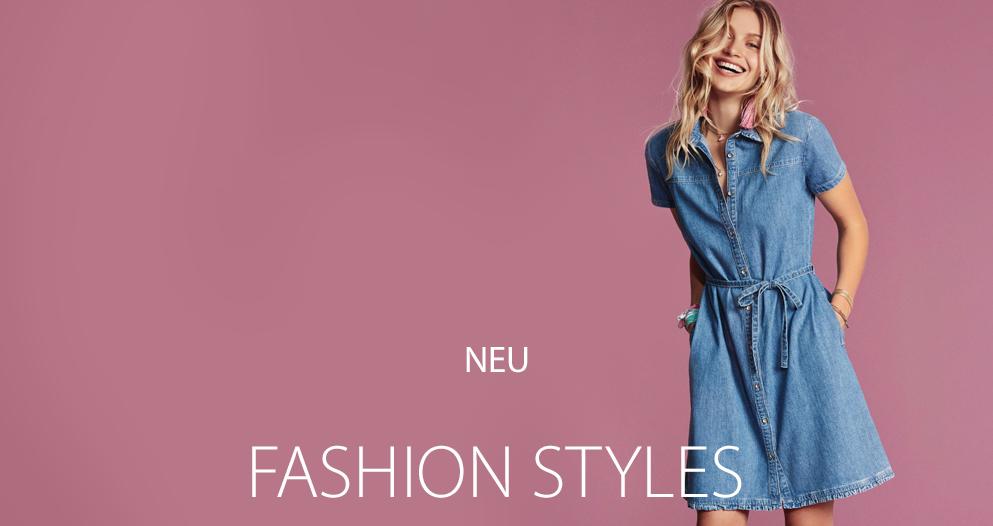 Neue Fashion Styles bei Mavi sind da