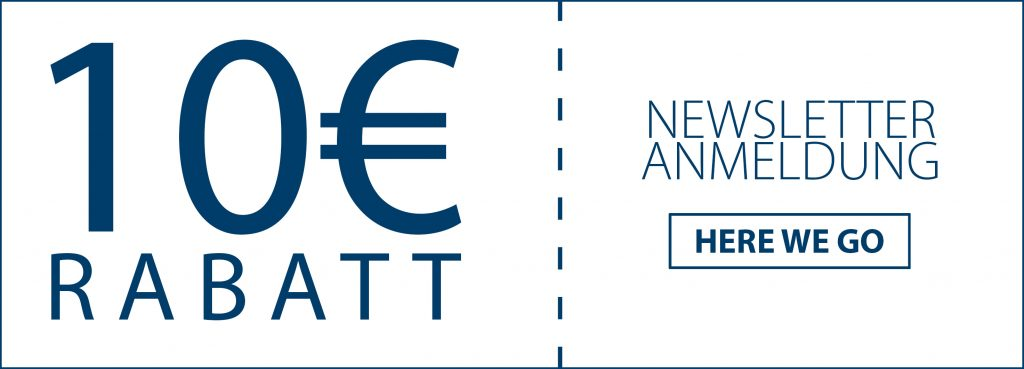 Mavi Newsletter 10€ Rabatt