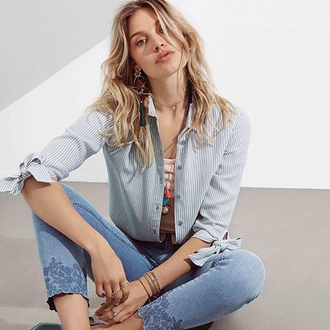 Mavi Jeans und die neue Uptown Kollektion