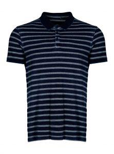Gestreiftes Poloshirt für Männer in der Mavi Jeans Kollektion