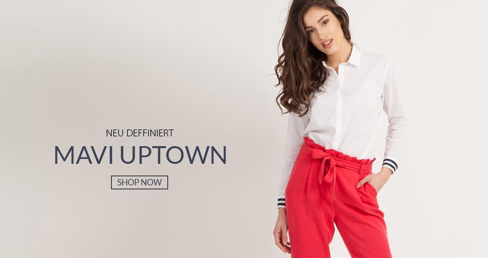 Mavi Uptown für die Moderne Frau