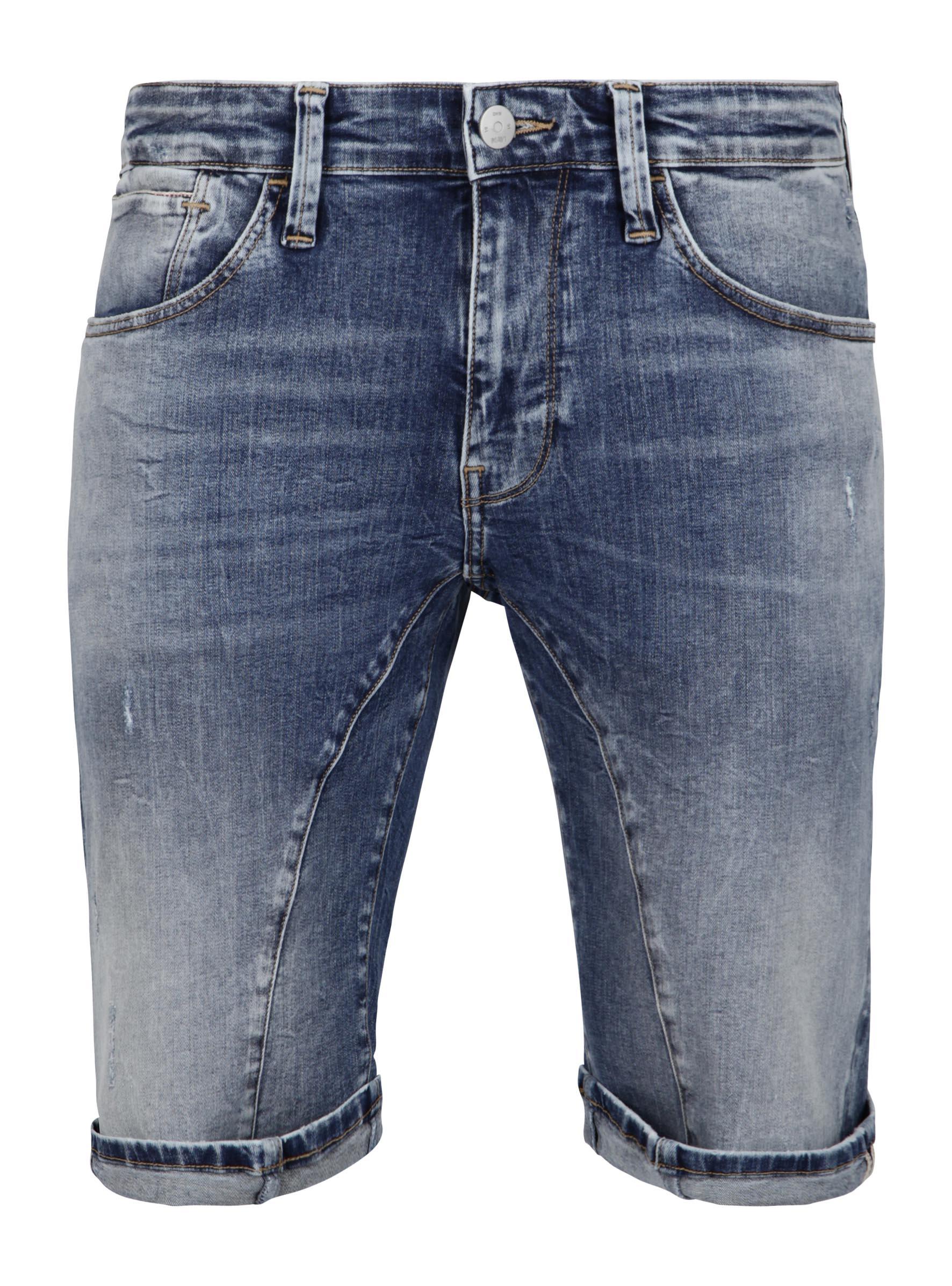 Jeans Shorts Robin in blau in der Mavi Jeans Men Sommerkollektion