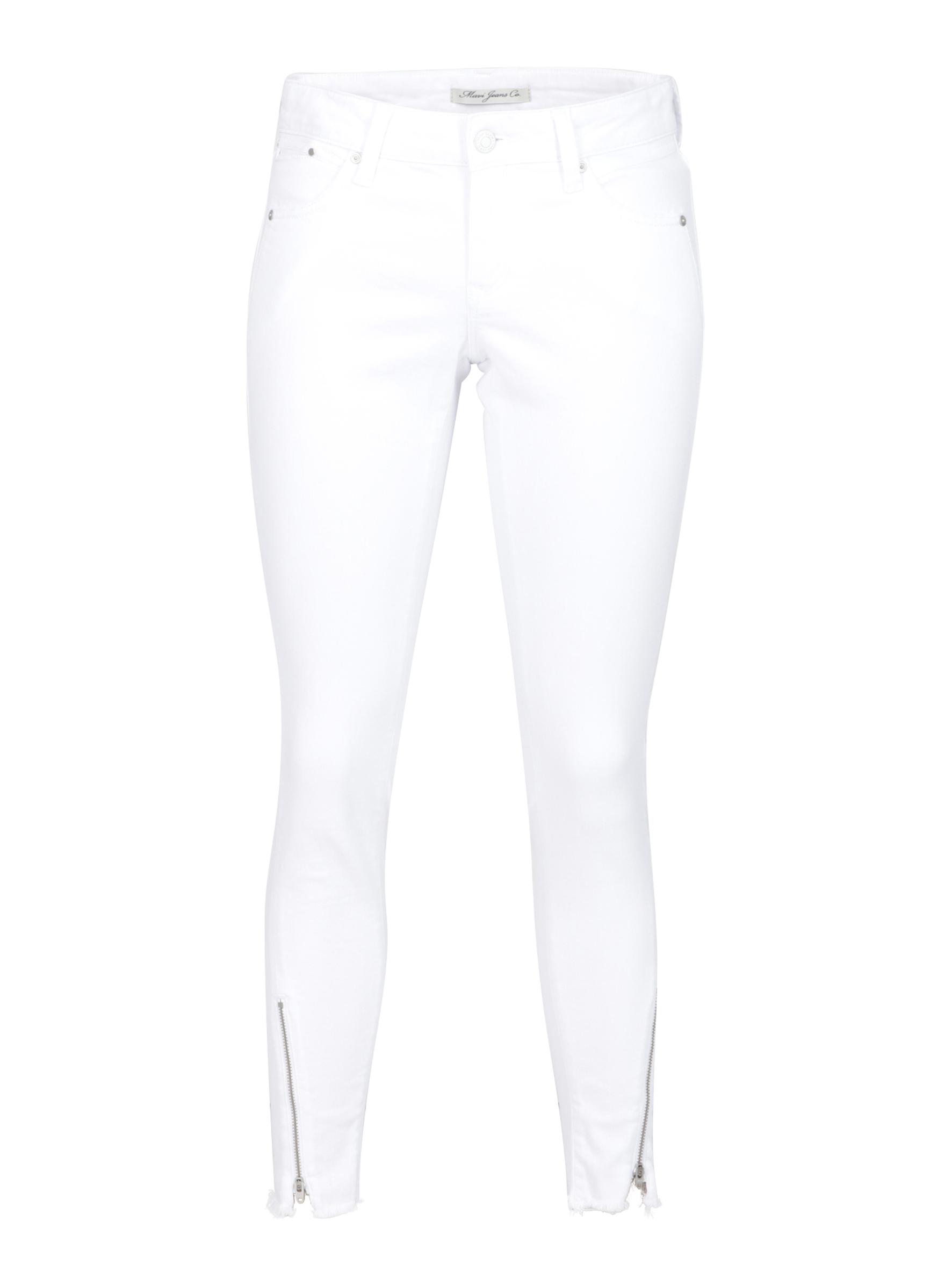 Serenity Super Skinny Jeans in weiß bei Mavi Jeans