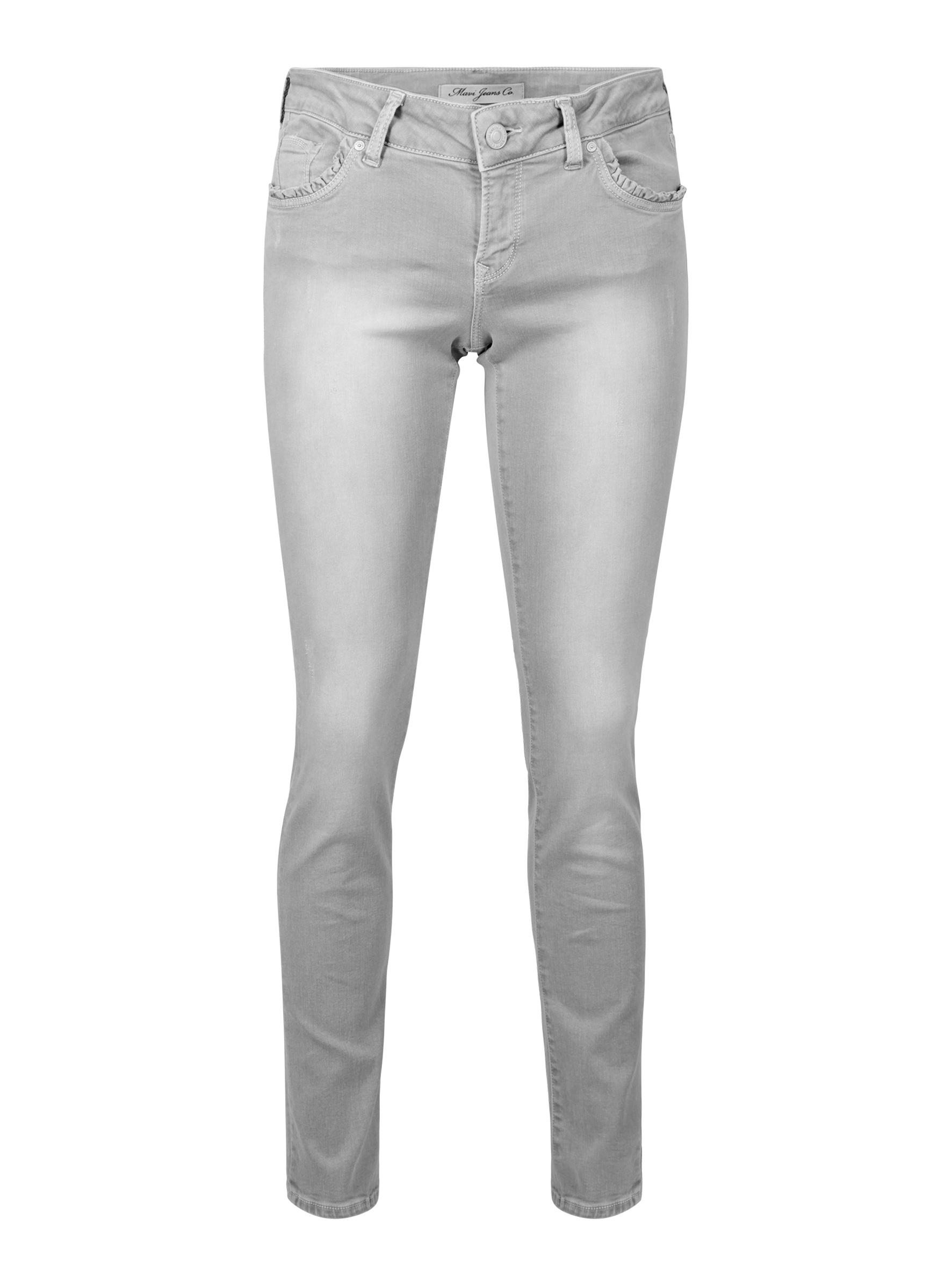 Klassik Fit Lindy in einer schlichten und zu allem kombinierbaren Waschung bei Mavi Jeans