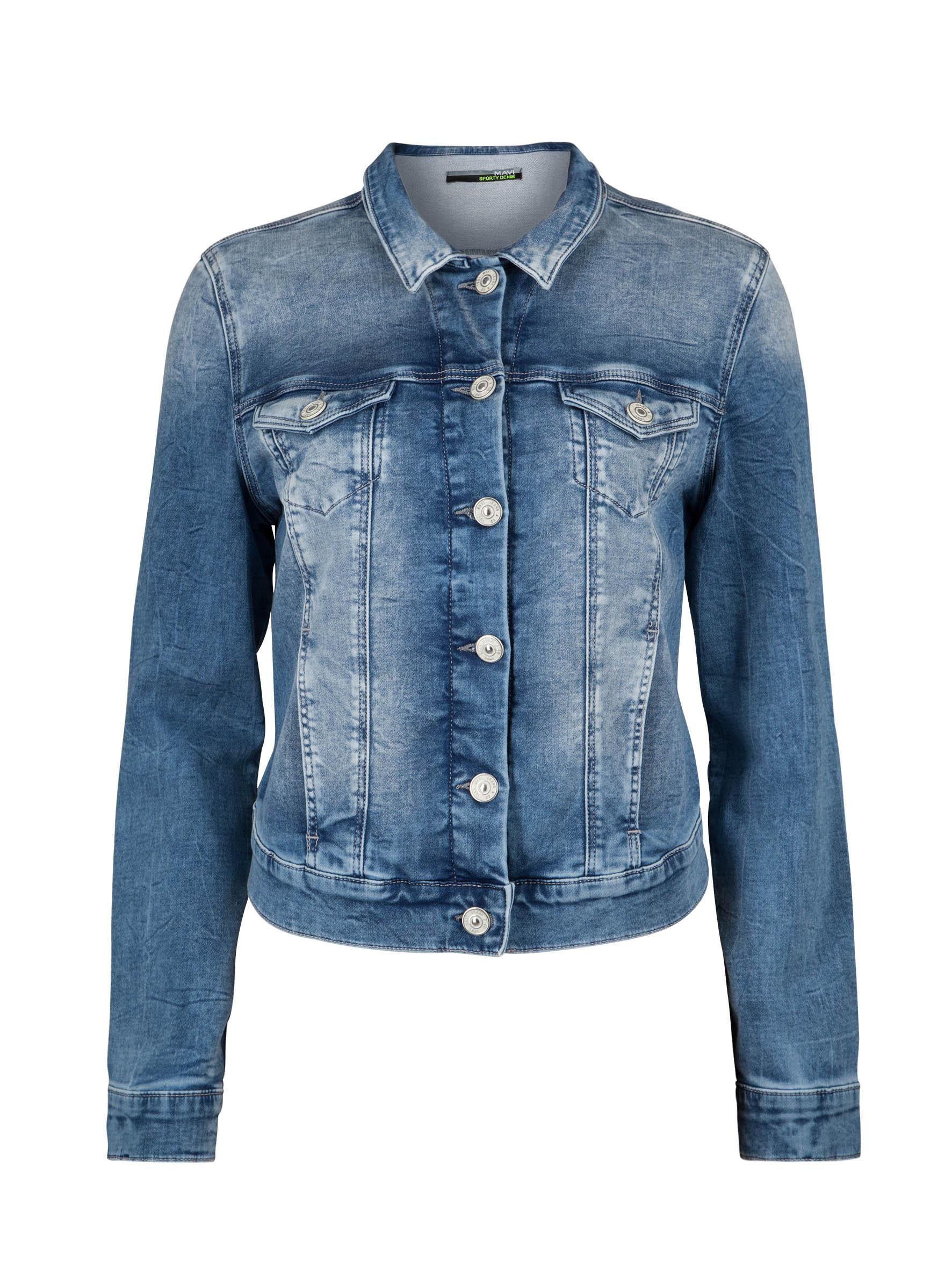 modische Jeansjacke Charlize in der Mavi Jeans Kollektion