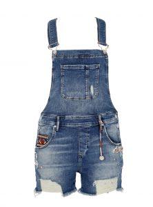 Mavi Jeans Latzhose mit Boho Details