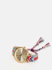 Uhr im Mexiko Style für jeden Anlass aus der Mavi Jeans Kollektion