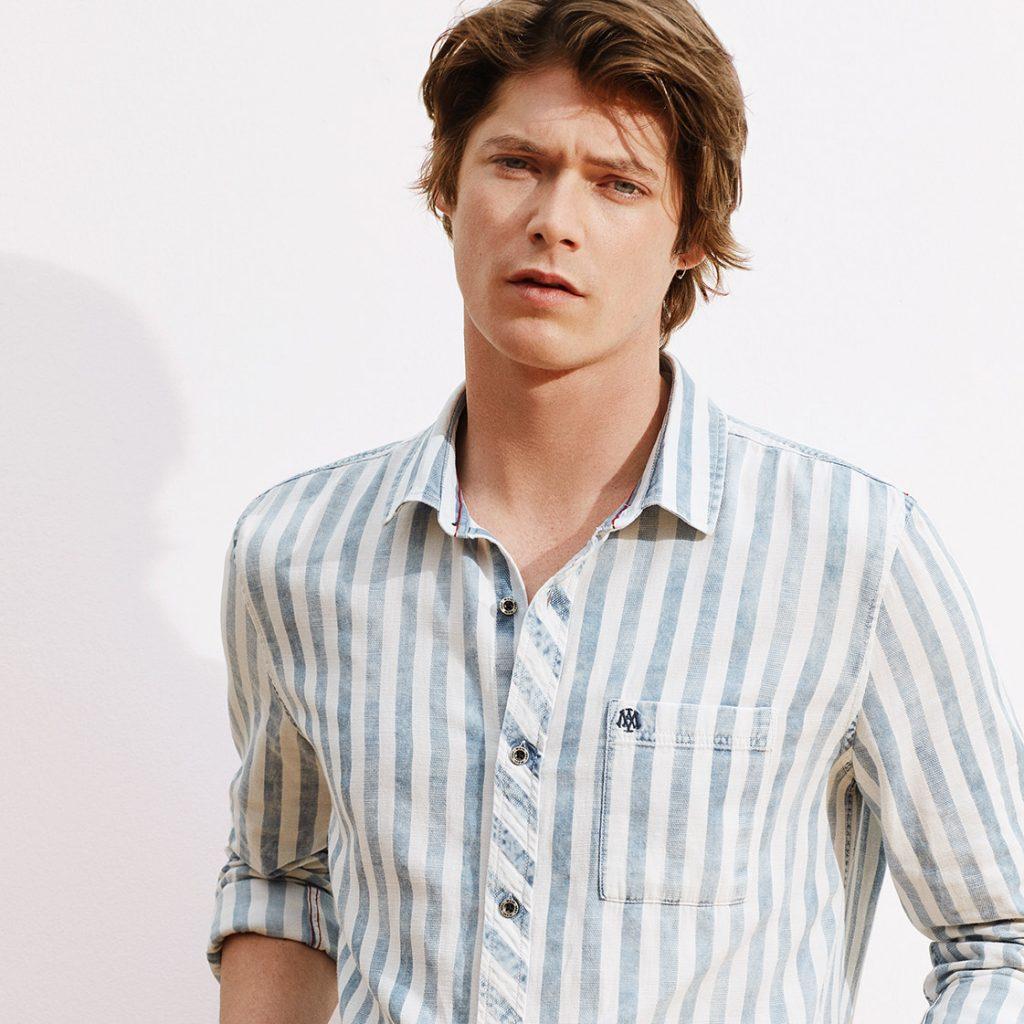 Mavi Jeans hat für Männer coole neue Looks passend zu den sommerlichen Temperaturen