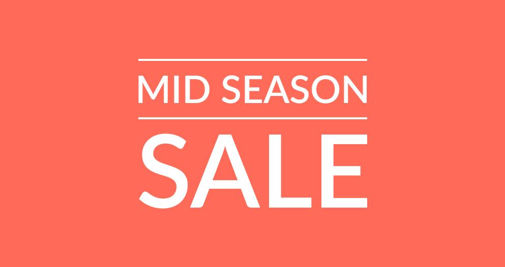 Mid-Season-Sale bei Mavi Jeans