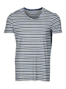 Gestreiftes Shirt in blau jetzt bei Mavi Jeans im Sale