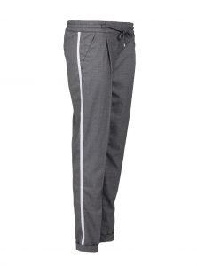 Sportliche Hose mit Kontraststreifen jetzt im Sale bei Mavi jeans