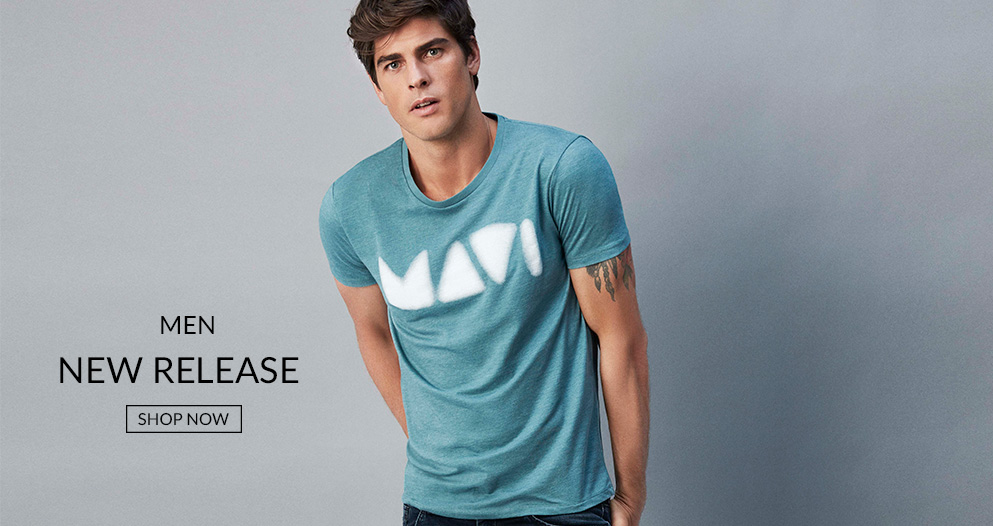 Mavi Jeans hat für Männer coole neue Looks passend zu den