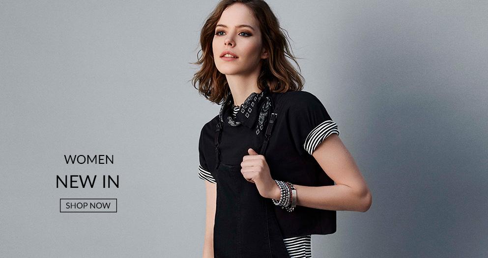 Mavi Jeans Young Fashion starten mit coolen Trends und