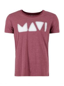 Mavi Jeans Men Logo Shirt in der neuen Herbst Kollektion