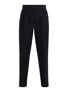 Dunkelblaue Anzugshose mit Gürtelschlaufen jetzt in der Mavi Jeans Kollektion auch in verschiedenen Farben erhältlich