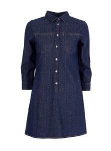 Baumwoll Denim Kleid in der neuen Mavi Jeans Women Kollektion