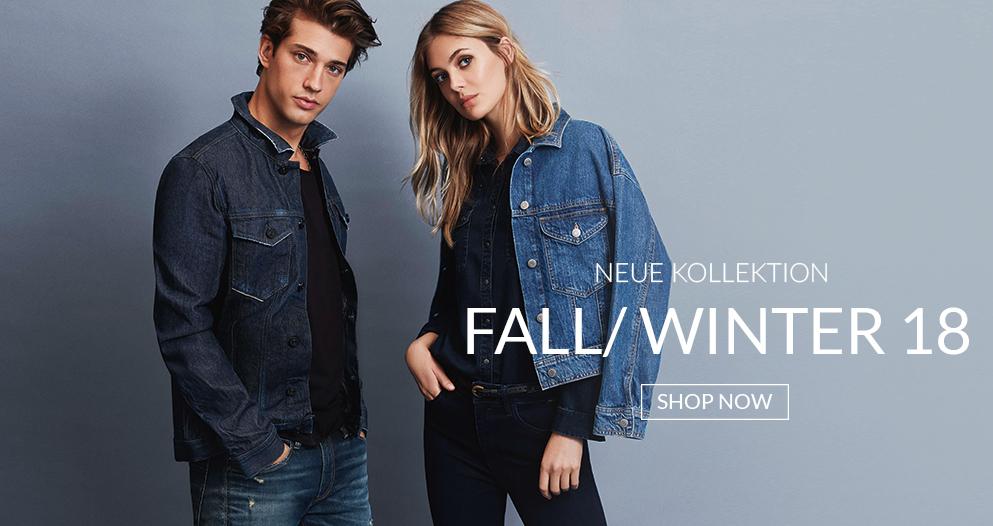 Alles neu, Mavi Jeans hat die neue Herbst Winter Kollektion online gestellt