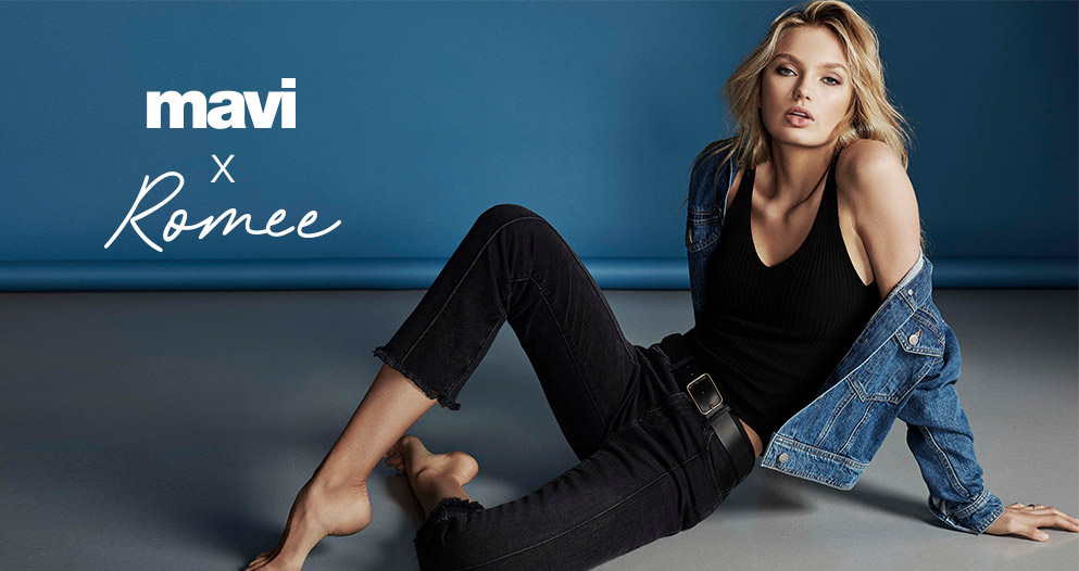 MAXI X ROMEE Fall/Winter Kollektion 18 neu bei mavi