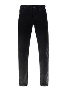 Yves | Skinny Jeans in dunkelgrauer Waschung mit leichtem Farbverlauf aus der neuen Mavi herren Kollektion