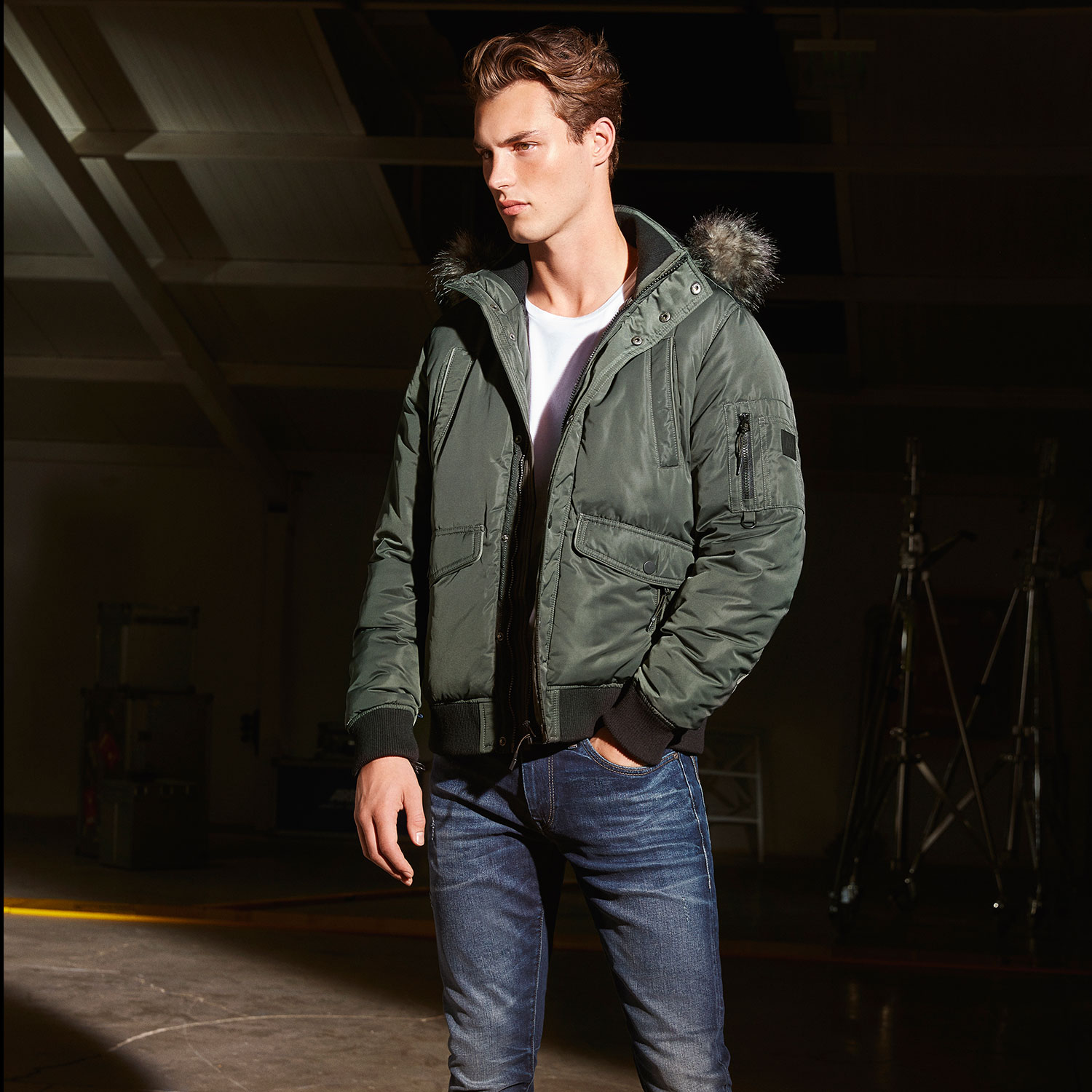 Herren Winter Essentials von Mavi