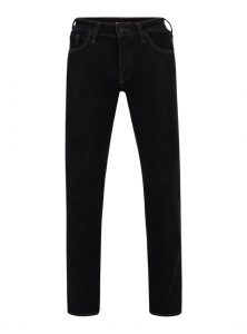 Yves | Skinny Jeans in schwarzer Rinse Waschung aus der neuen Mavi Herren Kollektion