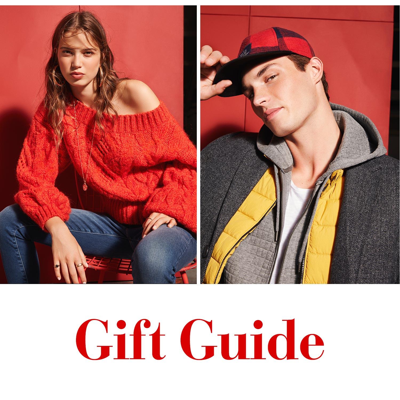 Mavis Gift Guide bietet dir die eine tolle Auswahl an Weihnachtsgeschenken.