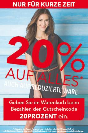 Aktion Prozent Strauss