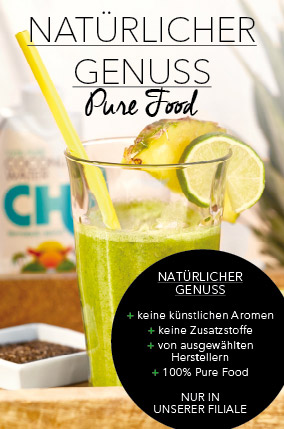 Aktion Pure Food Strauss